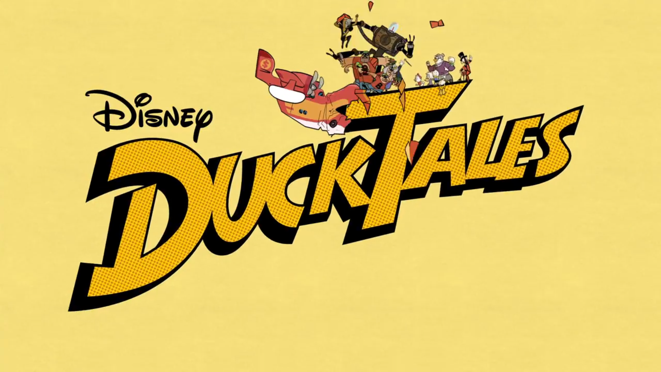 New DuckTales Intro